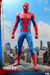 PREVENTA: Marvel's Spider-man video game! Spider-Man (Classic Suit)Sixth Scale Figure by Hot Toys