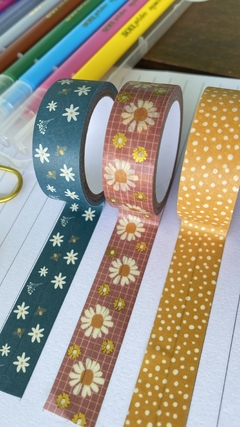 Imagem do Washi Tape Soul Garden Jocar Office