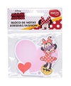 Bloco de notas adesivas Minnie Molin