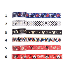 Washi Tape Mickey Molin