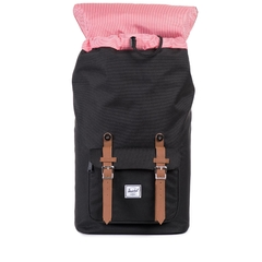 Mochila Little America Black/Tan - comprar online