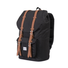 Mochila Little America Black/Tan en internet