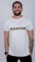Camiseta Oxente Color OffWhite Estonada