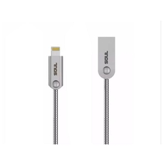 Cables Soul Iron Flex MicroUSB / Tipo C / iPhone