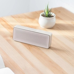 Xiaomi Mi Bluetooth Speaker Square Box 2 Xiaomi Speaker 2 Square Stereo Portable V4.2 High Definition Sound Quality - TecnoMovil