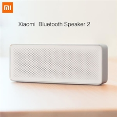 Xiaomi Mi Bluetooth Speaker Square Box 2 Xiaomi Speaker 2 Square Stereo Portable V4.2 High Definition Sound Quality - tienda online