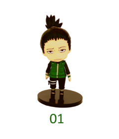MINI ACTION NARUTO - SHIKAMARU