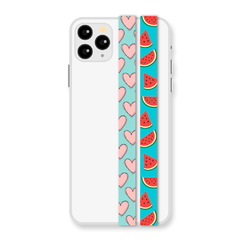 Luisa Mell - Kit c/ 2 Cell Tapes - Hearts & Watermelons