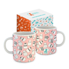 Luisa Mell - Caneca - Cartoon Cats - 300ml