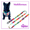 Kit Guia + Peitoral SoftAir - Bydoo Pet Style