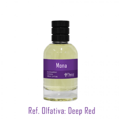 Mona (Deep Red) - Thera Cosméticos