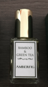 Bamboo & Green Tea - Amberfig