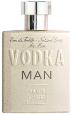 Vodka Man - Paris Elysees