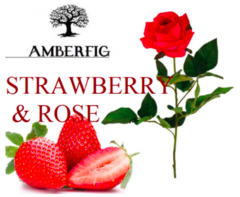 Strawberry & Rose - Amberfig