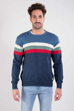 Sweater Dyon Azul en internet