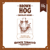 TABACO ESTATE TOBACCO BROWN HOG CHOCOLATE - POUCH 50grs.