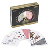 OLD PLAYER NAIPE POKER ESTUCHE DOBLE