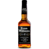 EVAN WILLIAMS BLACK BOURBON - 750ML.