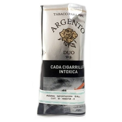 TABACO ARGENTO DUO - POUCH 50grs.