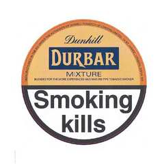 TABACO MCCONNELL ORIENTAL SQUARE (DUNHILL DURBAR) - LATA 50grs. - comprar online