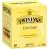 TE TWININGS EARL GREY X10 SAQUITOS