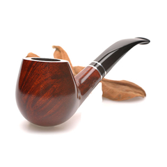 PIPA VAUEN BENT EGG 9MM - ALEMANIA en internet