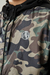 Corta Vento Canguru Waist Bag Authentic Camo Federal Art na internet