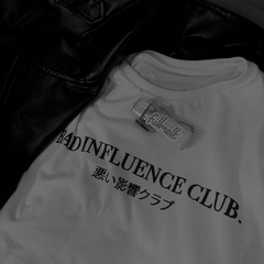 T-SHIRT BAD INFLUENCE CLUB
