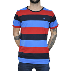 Remera Sailing Stripes - Código 10041-2