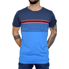 Remera Sailing Stripes - Código 10041-7