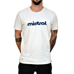 Remera Big Logo MC - Código 10046-3 - Mistral