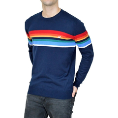 Sweater Stepney R Stripes - Codigo 14688-23