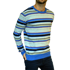 Sweater Stepney R Stripes - Codigo 14688-11 - comprar online