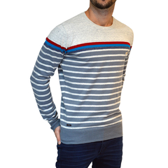 Sweater Stepney R Stripes - Codigo 14688-14 - comprar online