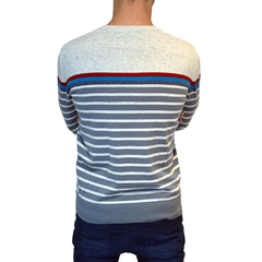 Sweater Stepney R Stripes - Codigo 14688-14 en internet