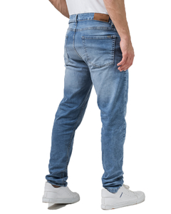 Jean Boston Bleach Slim Fit - Código 50053 - Mistral