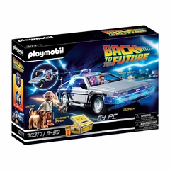 Back to the Future Delorean - Playmobil