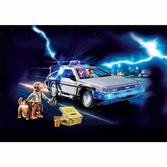Back to the Future Delorean - Playmobil - comprar en línea