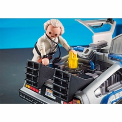 Imagen de Back to the Future Delorean - Playmobil
