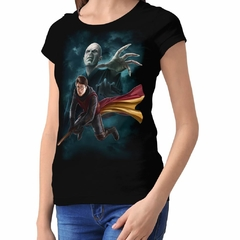 """The Boy Who Lived"" Playera para chica edición limitada"