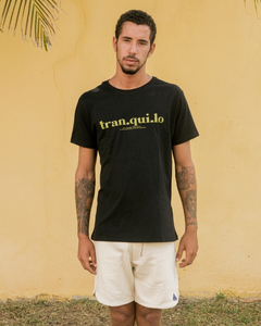 T-SHIRT CLASSIC TRANQUILO na internet