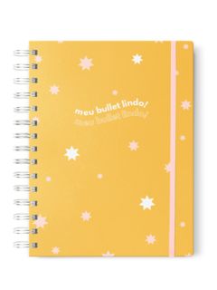 Bullet Journal A5 Shine Mostarda