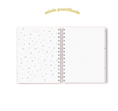 Bullet Journal A5 Shine Mostarda - comprar online