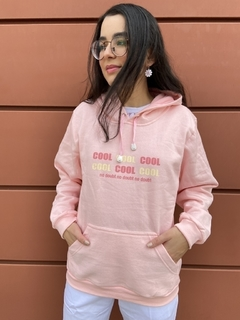 Moletom Canguru 'Who run the world: Girls' - comprar online