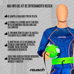 KIT ENTRENAMIENTO ADULTO en internet