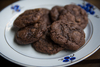 12 Cookies de Chocolate