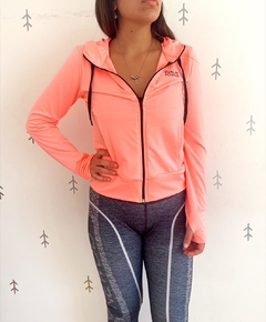 Campera DUAL POWER Pink