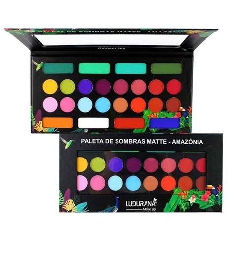 Paleta de sombras Best 36 colors - City Girls
