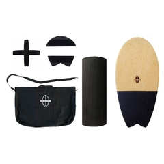 Kit Surf Black Completo (Tubo Avançado)