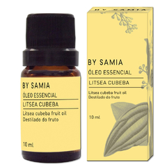 Óleo Essencial de Litsea (Verbena Tropical) 10ml